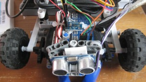 pi robot2 with hmc5883l